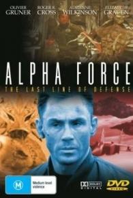Alpha Force - Poster / Capa / Cartaz - Oficial 1