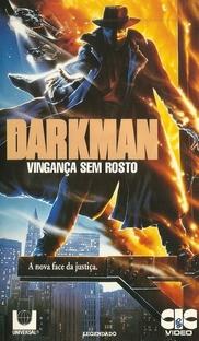 Darkman - Vingança Sem Rosto - Poster / Capa / Cartaz - Oficial 2
