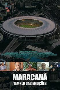 Maracanã, Templo das Emoções - Poster / Capa / Cartaz - Oficial 1