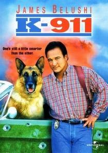 K-911: Um Policial Bom Pra Cachorro 2  - Poster / Capa / Cartaz - Oficial 2