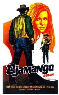 Cjamango - O Vingador - Poster / Capa / Cartaz - Oficial 3