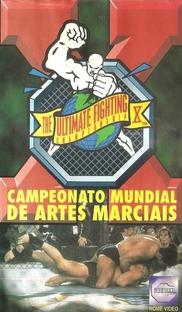 Campeonato Mundial de Artes Marciais X - Poster / Capa / Cartaz - Oficial 1