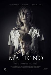 Maligno - Poster / Capa / Cartaz - Oficial 1