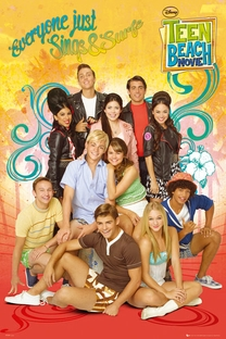 Teen Beach Movie - Poster / Capa / Cartaz - Oficial 2