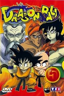 Dragon Ball: Saga de Pilaf - Poster / Capa / Cartaz - Oficial 15