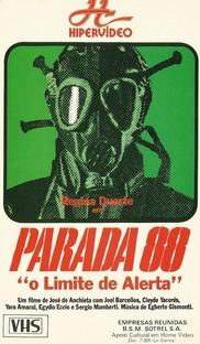 Parada 88 - O Limite de Alerta - Poster / Capa / Cartaz - Oficial 2