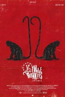 Os 12 Macacos - Poster / Capa / Cartaz - Oficial 1