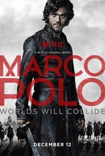 Marco Polo (1ª Temporada) - Poster / Capa / Cartaz - Oficial 2