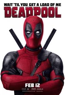 Deadpool - Poster / Capa / Cartaz - Oficial 9