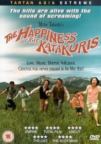 A Felicidade dos Katakuris - Poster / Capa / Cartaz - Oficial 4