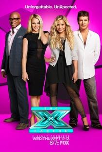 The X Factor USA (2ª Temporada) - Poster / Capa / Cartaz - Oficial 1
