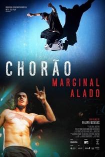 Chorão: Marginal Alado - Poster / Capa / Cartaz - Oficial 1