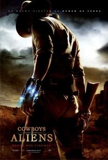 Cowboys & Aliens - Poster / Capa / Cartaz - Oficial 2