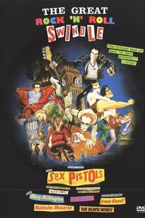 A Grande Trapaça do Rock & Roll - Poster / Capa / Cartaz - Oficial 1