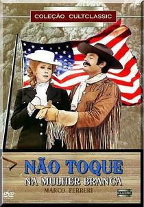 Não toque na mulher branca - Poster / Capa / Cartaz - Oficial 3