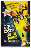 Abbott e Costello no Planeta Marte (Abbott and Costello Go To Mars)