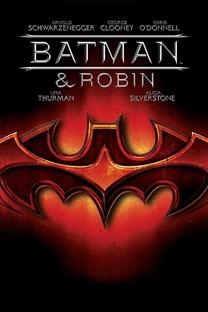 Batman & Robin - Poster / Capa / Cartaz - Oficial 6