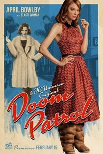Patrulha do Destino (1ª Temporada) - Poster / Capa / Cartaz - Oficial 3