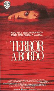 Terror a Bordo - Poster / Capa / Cartaz - Oficial 4
