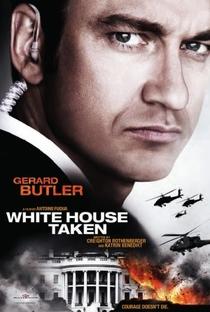 Invasão à Casa Branca - Poster / Capa / Cartaz - Oficial 7