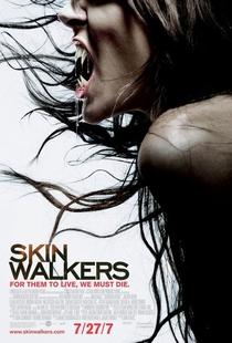 Skinwalkers - Amaldiçoados - Poster / Capa / Cartaz - Oficial 2