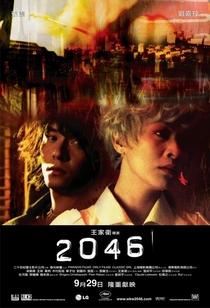 2046 - Os Segredos do Amor - Poster / Capa / Cartaz - Oficial 11