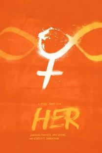 Ela - Poster / Capa / Cartaz - Oficial 15