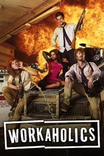 Workaholics (5ª Temporada) - Poster / Capa / Cartaz - Oficial 1