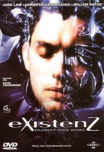 eXistenZ - Poster / Capa / Cartaz - Oficial 5