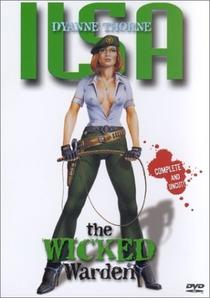 Ilsa - The Wicked Warden - Poster / Capa / Cartaz - Oficial 4
