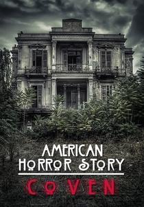 American Horror Story: Coven (3ª Temporada) - Poster / Capa / Cartaz - Oficial 8