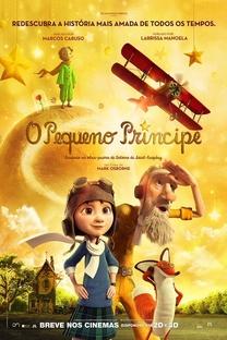 O Pequeno Príncipe - Poster / Capa / Cartaz - Oficial 1