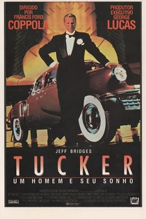Tucker - Um Homem e seu Sonho - Poster / Capa / Cartaz - Oficial 5