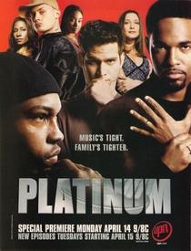 Platinum (1ª Temporada) - Poster / Capa / Cartaz - Oficial 1