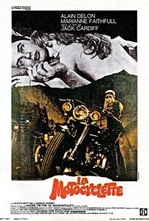 A Garota da Motocicleta - Poster / Capa / Cartaz - Oficial 5