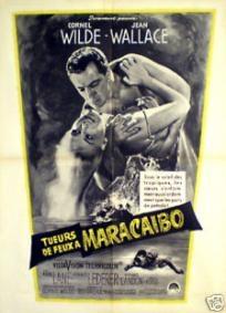 Fogo em Maracaibo - Poster / Capa / Cartaz - Oficial 1
