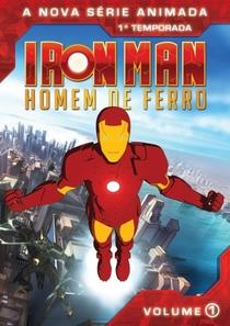 Homem de Ferro: A Nova Série Animada (1ª Temporada) - Poster / Capa / Cartaz - Oficial 1