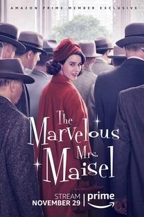 Maravilhosa Sra. Maisel (1ª Temporada) - Poster / Capa / Cartaz - Oficial 1