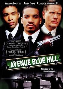 Blue Hill - Nasce uma Gangue - Poster / Capa / Cartaz - Oficial 2