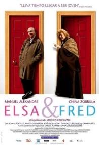 Elsa & Fred - Um Amor de Paixão - Poster / Capa / Cartaz - Oficial 1