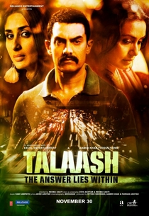 Talaash - Poster / Capa / Cartaz - Oficial 2