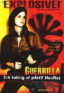Guerrilla: The Taking of Patty Hearst - Poster / Capa / Cartaz - Oficial 1