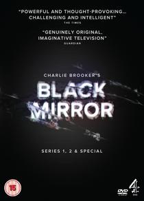 Black Mirror (1ª Temporada) - Poster / Capa / Cartaz - Oficial 3