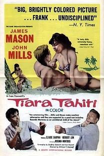 O Aventureiro do Tahiti - Poster / Capa / Cartaz - Oficial 2