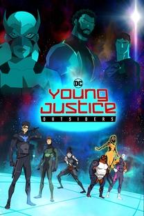 Justiça Jovem (3ª temporada) - Poster / Capa / Cartaz - Oficial 1