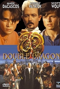 Double Dragon - Poster / Capa / Cartaz - Oficial 2