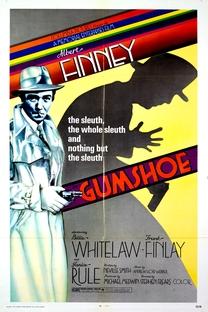 Gumshoe, Detetive Particular  - Poster / Capa / Cartaz - Oficial 2