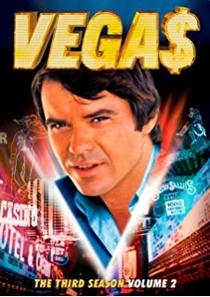 Vegas (3ª Temporada) - Poster / Capa / Cartaz - Oficial 1