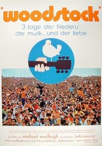 Woodstock - 3 Dias de Paz, Amor e Música - Poster / Capa / Cartaz - Oficial 4