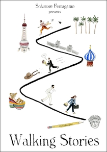 Walking Stories - Poster / Capa / Cartaz - Oficial 1